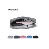 Digital accessories storage bag mouse data cable mobile power