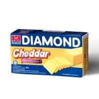 Diamond Cheddar Cheese Keju Cheddar 180gr