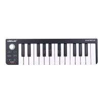 R&F Worlde Easykey.25 Portable Keyboard Mini 25-Key USB MIDI