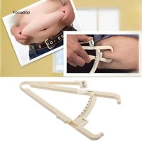 Body Fat Caliper Tester Analyzer Fitness Slim Health Care Accurat