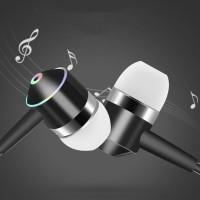 Wfuture & Earphone In-ear Dengan Subwoofer untuk Handphone