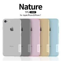 Soft Case Nillkin Nature TPU iPhone 7 / 8 / SE 2020 Ori Cover Casing