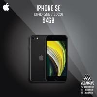 APPLE IPHONE SE 64GB (2020) BLACK