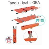 GEA Tandu Lipat 2 Folding Stretcher