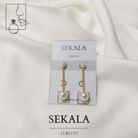 Jenna Stud Earring - Sekala Jewelry / Anting Tusuk Mutiara