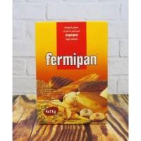Ragi Kering Instant FERMIPAN 4 X 11Gr (Instant Dry Yeast) Donat Roti