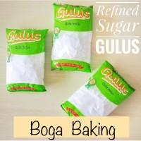 Gula Halus GULUS 500Gr (Caster Halus Powder Sugar Tepung Bubuk)