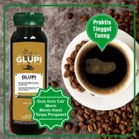 Glupi Brown Sugar Gula Aren Cair Premium Organik dan Original
