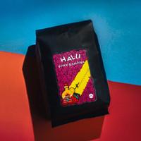 Halu Pink Banana (1000 gram) roasted beans specialty coffee biji kopi