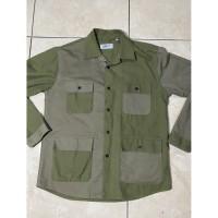 Jacket bluesville olive