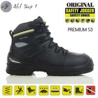 Sepatu Safety Jogger PREMIUM S3 SRC HRO ORIGINAL / safety shoes jogger
