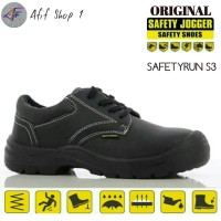Sepatu Safety Jogger Safetyrun S1P / Safety shoes jogger