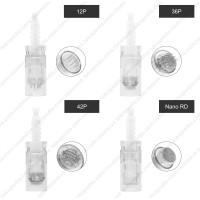Jarum Dermapen 12 36 nano pin Dr. Pen MYM M7C M7W A6 Bopeng BB Glow - 12