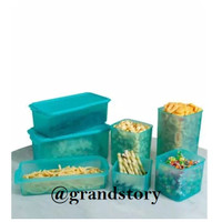 Daily Fresh Sealware Collection Set / Toples Kue Kering Serbaguna