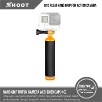 Floating Hand Grip Floaty Bobber Diving Monopod Stick GoPro Xiaomi YI