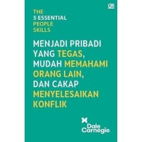 Buku The 5 Essential People Skills   Dale Carnagie (Komunikasi)