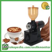 OneTwoCups Penggiling Kopi Electric Coffee Grinder - 600N - Black