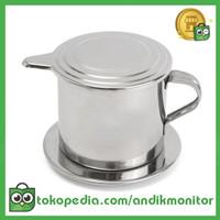 XProject Filter Saring Kopi Vietnamese Coffee Drip Pot Stainles 100ml