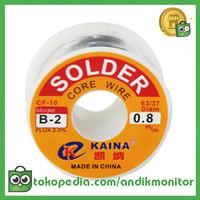 Kawat Timah Solder 63/37 100G 0.8mm - B-2