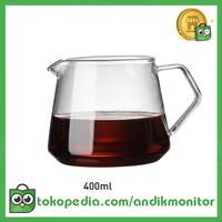OneTwoCups Coffee Maker Pot Kettle Teko Kopi Barista 400ml - AI101