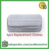 Xiaomi Microfiber Cloth Refill Replacement 4 PCS TB01 for Xiaomi
