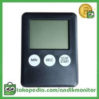 Yoiheng Mini Timer Digital Dapur - 704AAB - Black