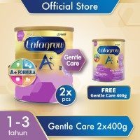 [SPECIAL OFFER] Enfa Gentle Care 400g x2 Free 1 Gentle Care 400g