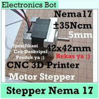 [EBS] Nema 17 Mikro Stepper Motor 42 mm 38mm CNC 3D Printer Axis 40Ncm