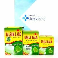 Balsem Lang 10/20/40gram - Eagle Balm