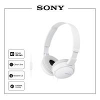 SONY MDR-ZX110AP Headphone On-Ear WHITE