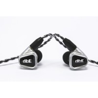 dbE PR500 Triple Dynamic Driver Hifi Earphone w/ Detachable MMCX