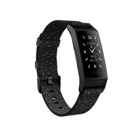 Fitbit Charge 4 SE Fitness Activity Tracker - Granite Reflective Woven