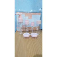 WS Travel Pack Set Botol Mini Kosmetik Lengkap
