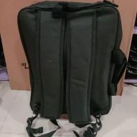 Tas Hardcase Laptop 3in1 Backpack-Slempang-Jinjing