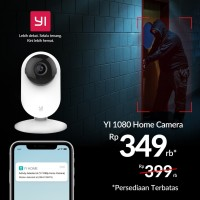 CCTV Wifi IP Camera Xiaomi Yi Home 2 1080p International Version