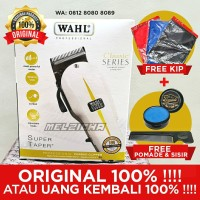 ORIGINAL !!! Clipper alat pencukur rambut wahl super taper USA
