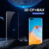 Tempered Glass HUAWEI P40 Pro Anti Gores Kaca Original 3D CP+ Max