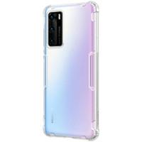Soft Case HUAWEI P40 Silicone Softcase Transparan TPU Original