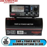 SWR & POWER METER DIAMOND ANTENNA SX-600