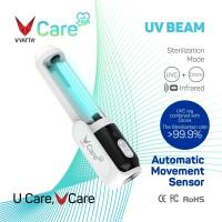 VCare Beam - Sterilizer UV C + Ozone (Bacteria, Virus, Germs Killer)