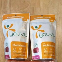 youvit multivitamin you vit isi 30 mixberry