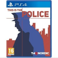 PS4 This Is The POLICE / Game PS4 This is the Police
