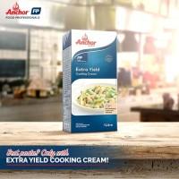ANCHOR Cooking Cream Extra Yield Wangi Enak 1 Liter SAMEDAY KURIR