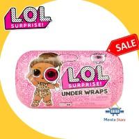 LOL Surprise Under Wraps Eye Spy Series Original Asli SNI Resmi L O L