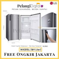LG Kulkas 1 Pintu - GN-INV201SL