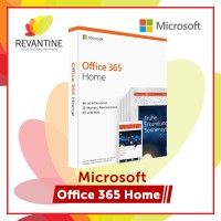 Microsoft Office 365 Family Home - 1 User 5 Device 1 Tahun