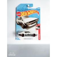Hot Wheels Nissan Skyline 2000 GTR police black white