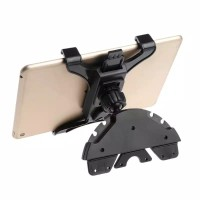 Car CD Slot Mount Holder Stand For ipad 7 to 11inch Tablet