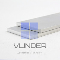 Plat Aluminium Strip 100 mm x 6.35 mm