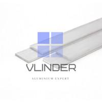 Plat Aluminium Strip 19 mm x t. 2 mm
